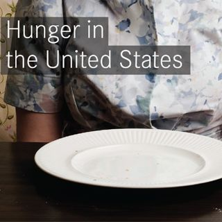 National Press Foundation link: Hunger in America