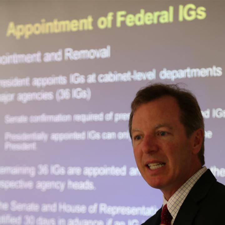 National Press Foundation link: Inspectors General