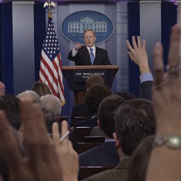 NPF: White House Beat: High Profile, Low Access