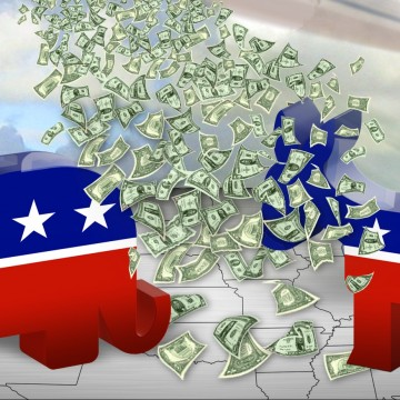 National Press Foundation link: How Campaign Money Drives Politics