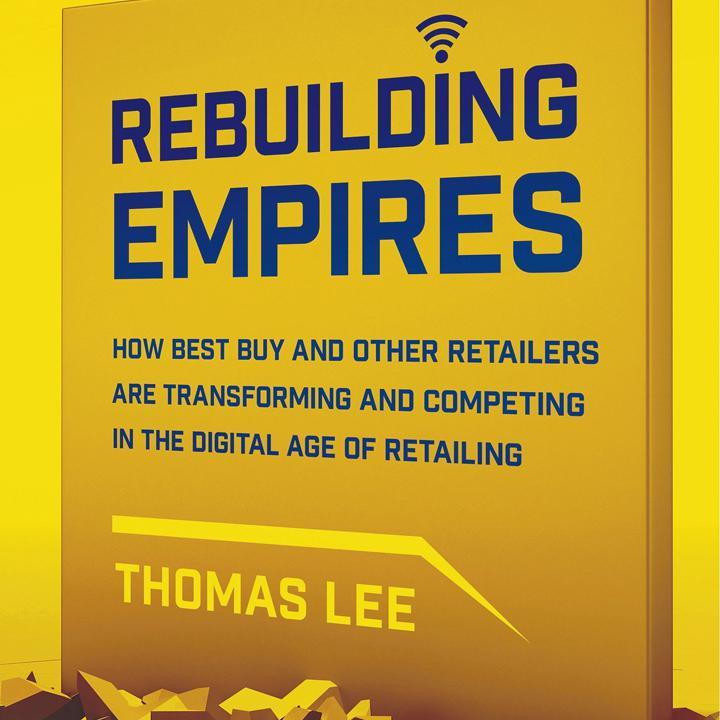 "National Press Foundation link: Book Talk: ""Rebuilding Empires"" with Tom Lee"