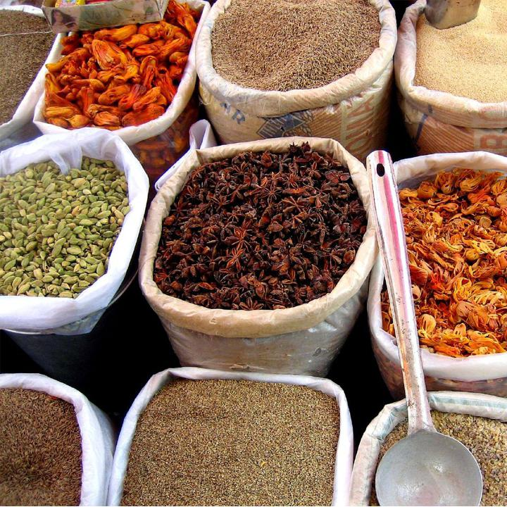 National Press Foundation link: Herbs and Spices in Low Fat Food