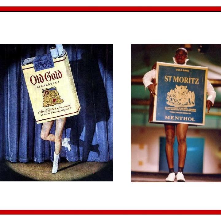 National Press Foundation link: Tobacco Advertising & Litigation