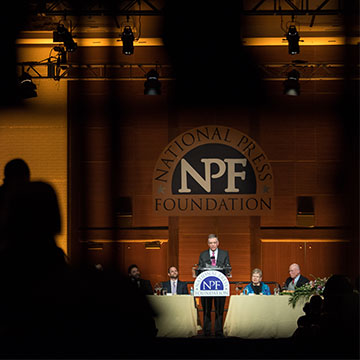 National Press Foundation link: NPF Award Winners Stand Up for Journalism