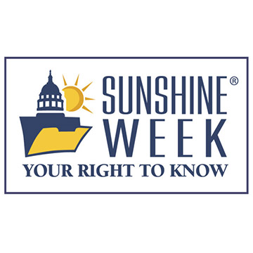 National Press Foundation link: Sunshine Week and Open Government