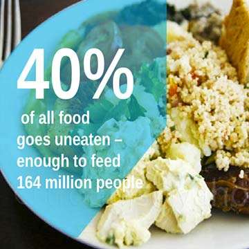 National Press Foundation link: Learning How to Cut Food Waste