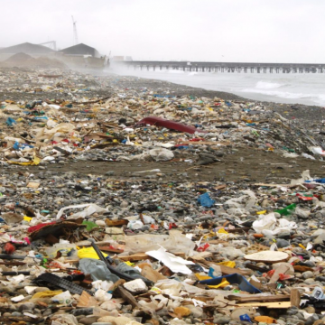 National Press Foundation link: Oceans of Plastic Trash