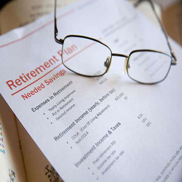 National Press Foundation link: The Coming Retirement Challenge