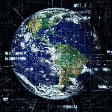National Press Foundation link: Using Data to Map the Earth
