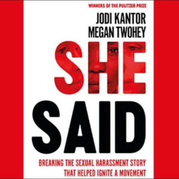 National Press Foundation link: Book Review: Uncovering Sexual Harassment