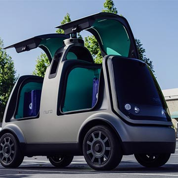 National Press Foundation link: What's New With Autonomous Vehicles