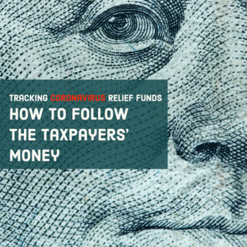 National Press Foundation link: New NPF Guide to Tracking COVID Cash